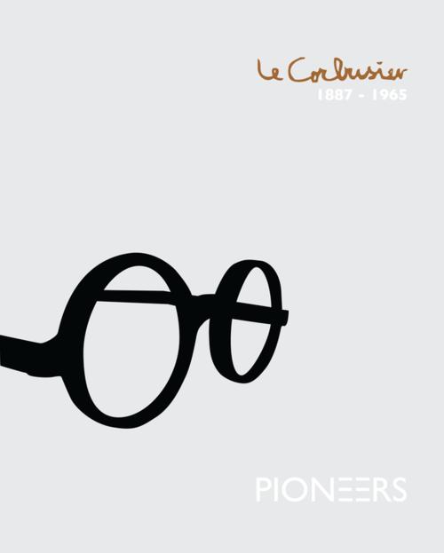 Cartel,Le corbusier,Pioneers,arquitecto