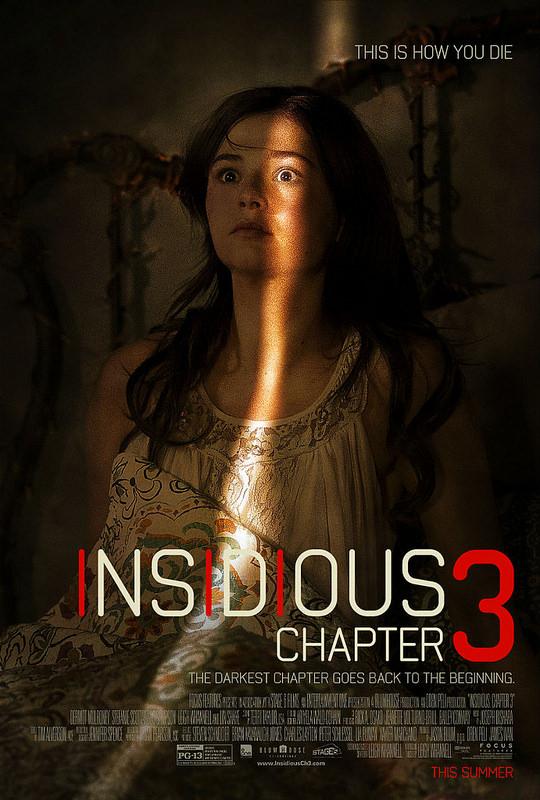 Quỷ Quyệt: Phần 3 - Insidious: Chapter 3