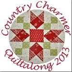 Country Charmer Quilt Along
