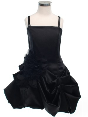 little black dresses for juniors bridesmaid