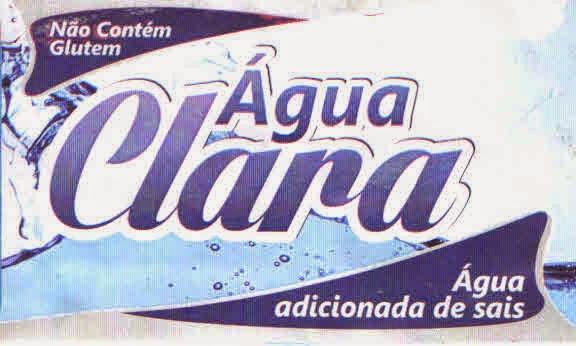 ÁGUA CLARA