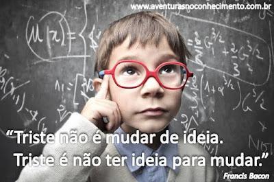 Ideias...