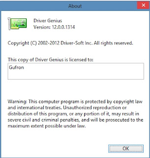 Driver Genius Professional 12 Full Version