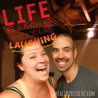 Life is better when you are laughing.