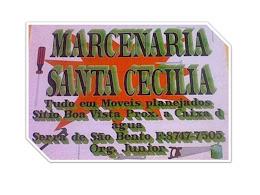 Marcenaria Santa Cecília!