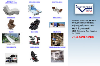Houston Texas Electric Healthcare Products
