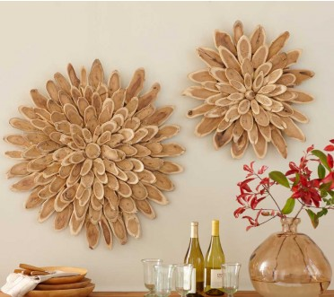Swanky Swell Nature Inspired Wall Art