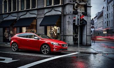 Volvo V40 Livstyl