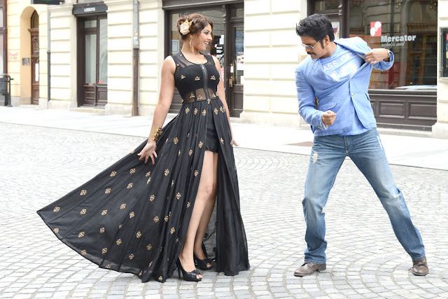 hot Richa Gangopadhyay Bhai Telugu Movie