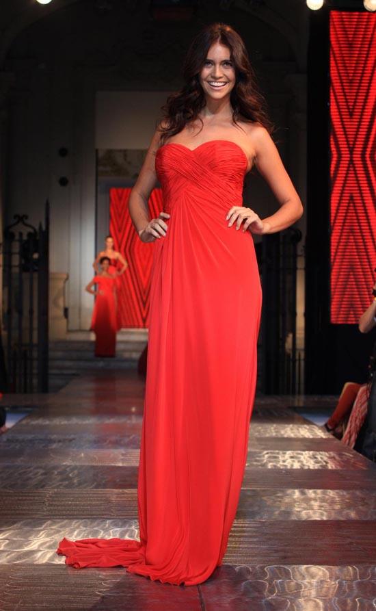Tigre Moda Show 2013 vestidos de fiesta