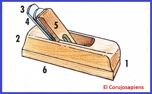 El corujosapiens cepillar la madera con cepillos manuales - Cepillo de madera ...