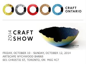Craft Ontario Craft Show (1st Annual)