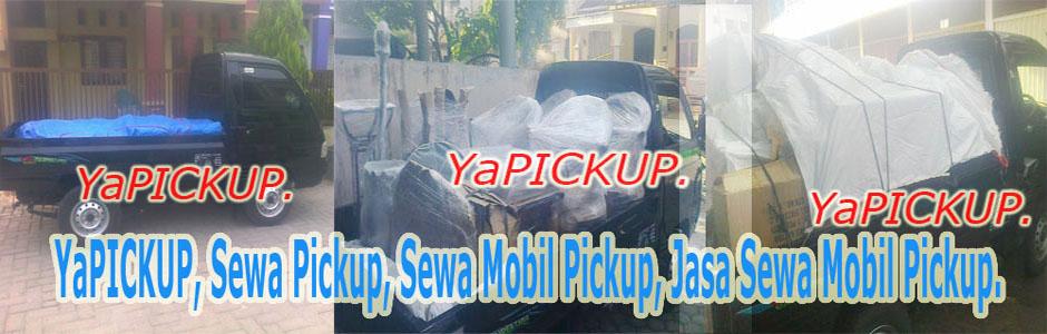 Sewa Pickup di Medan, Sewa Mobil Pickup Truk di Medan.