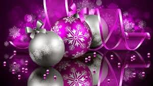 imagen de lindos adornos navideños