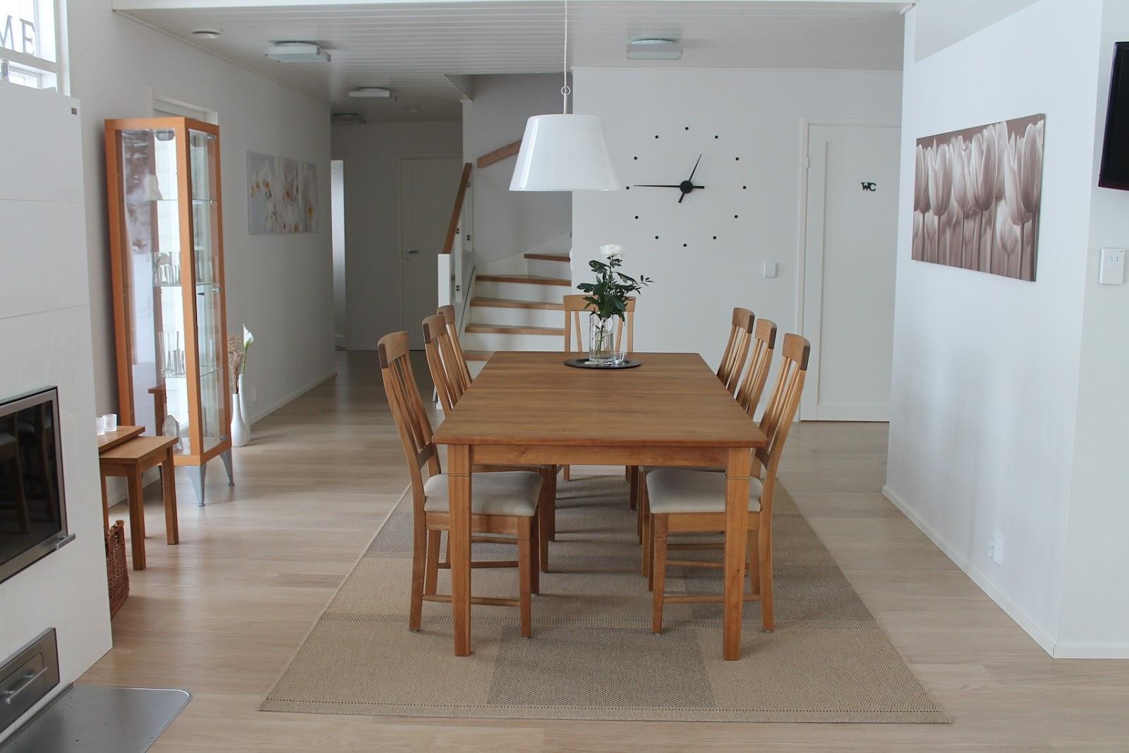 Livingmoderna: matsalen