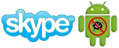 Malware di Android Menyamar Jadi Skype Palsu