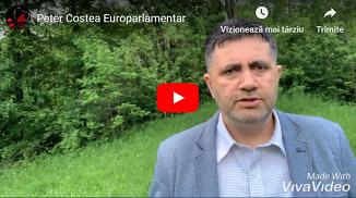Nicolae Geantă 🔴 Mesaj de susținere pentru Peter Costea