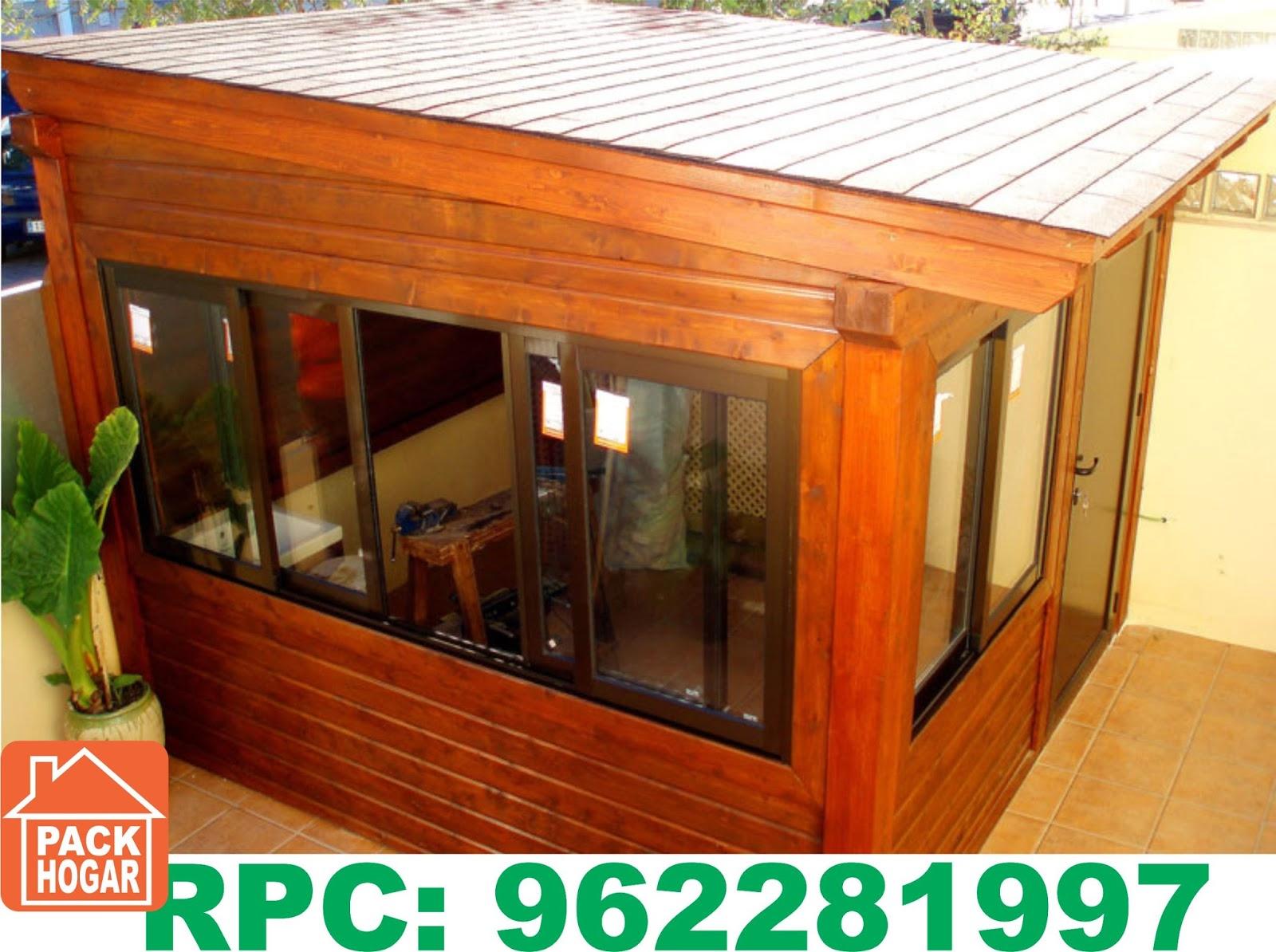 Casetas modulos prefabricadas de madera for Casetas madera jardin baratas
