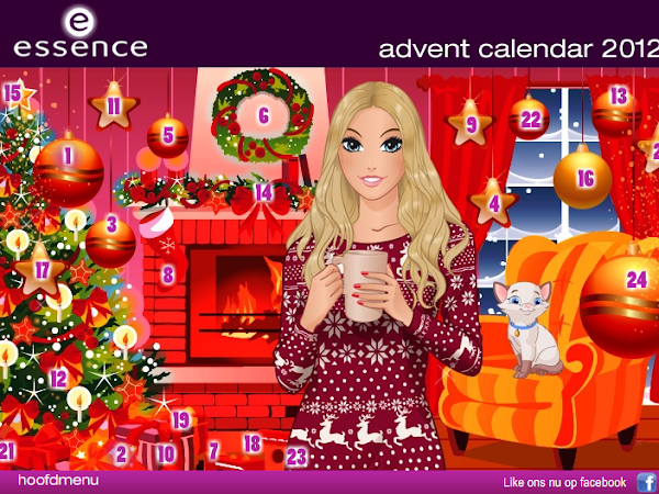 Essence adventskalender.