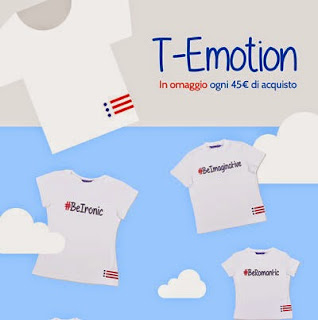 T-shirt T-Emotion