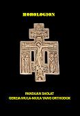 Buku Panduan Sholat Gereja Mula-Mula Yang Orthodox