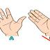 Τι αποκαλύπτει το κενό ανάμεσα στα δάχτυλά σας για τη ζωή σας; Εσύ το ήξερες;