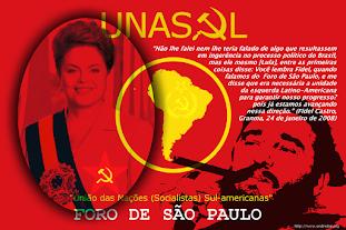 """FORO DE SÃO PAULO DE """"A a Z"""" - OS TRÊS PASSOS PARA O NEO-COMUNISMO"""
