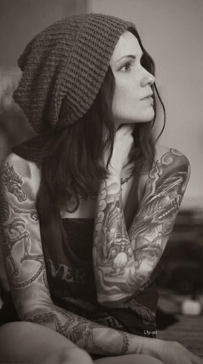 tatouage, tattoo,
