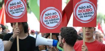 NÃO AO ROUBO