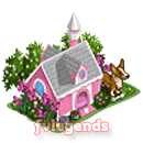 FarmVille Cupcake Dog House Icon
