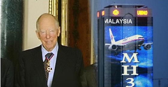 Πως ο Ρότσιλντ θησαύρισε από την εξαφάνιση του Μαλαισιανού Μποινγκ! [Βίντεο]