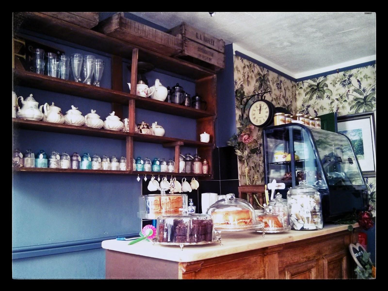 The Enchanted Tearoom, Cheltenham