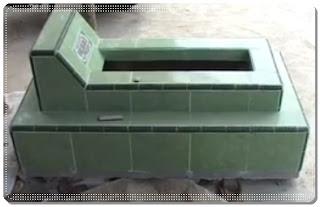 bisnis pembuatan tambak kuburan