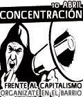 Frente al capitalismo, su crisis y xenofobia