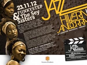 2n cicle de Jazz Hivern a Andorra