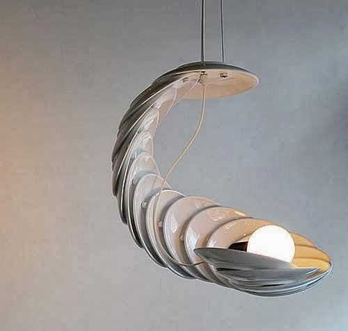 L mparas hechas con vajillas teteras tazas y platos parte 1 curiosas ideas - Ideas para hacer lamparas ...