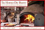 HORNOS DE BARRO A MEDIDA