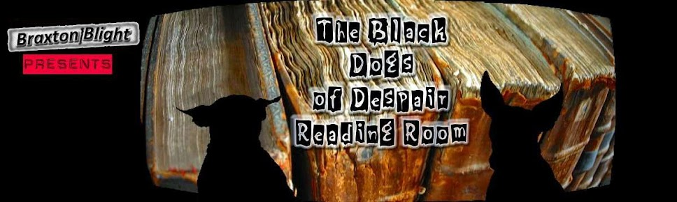 The Black Dogs of Despair Crayon Room