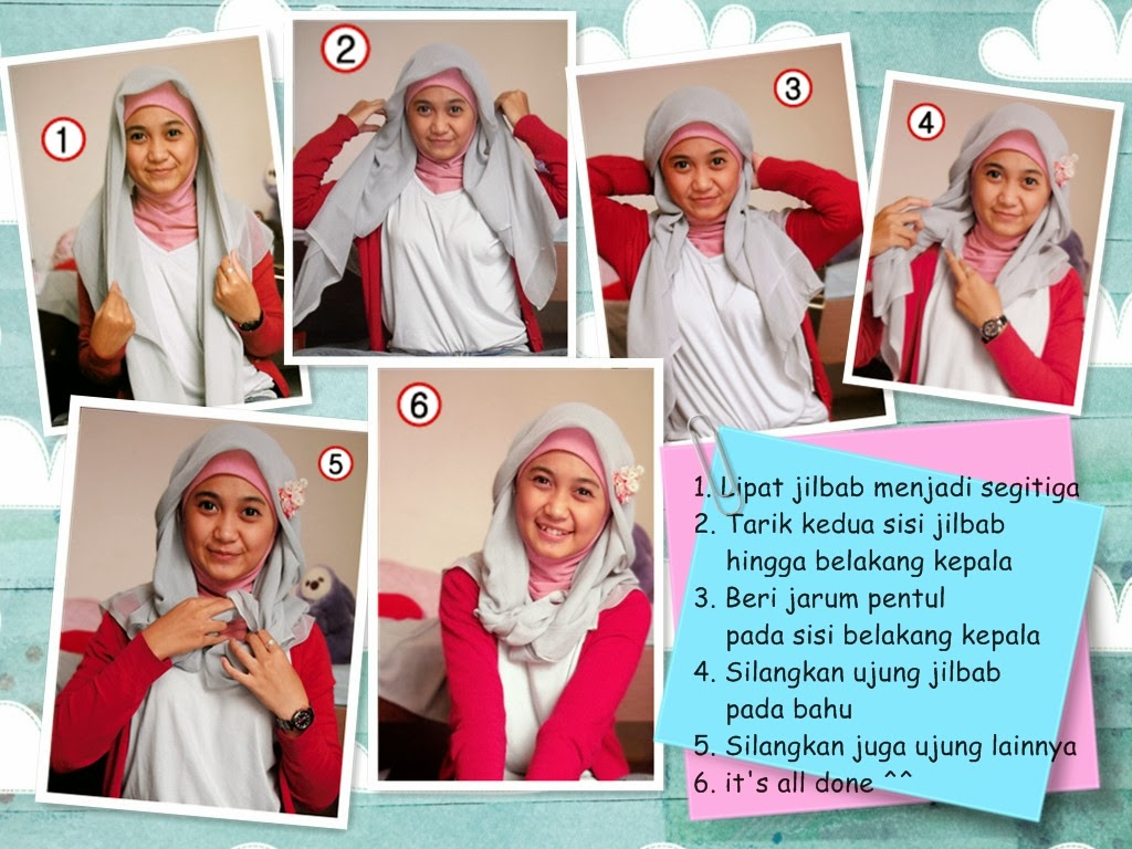 Tugas Internet Hijab Tutorial Elfrida Eriyana Dan Imas Ruroh