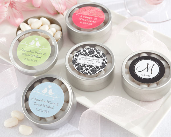 Unique Wedding Favors From WeddingFavors .org - Belle the Magazine