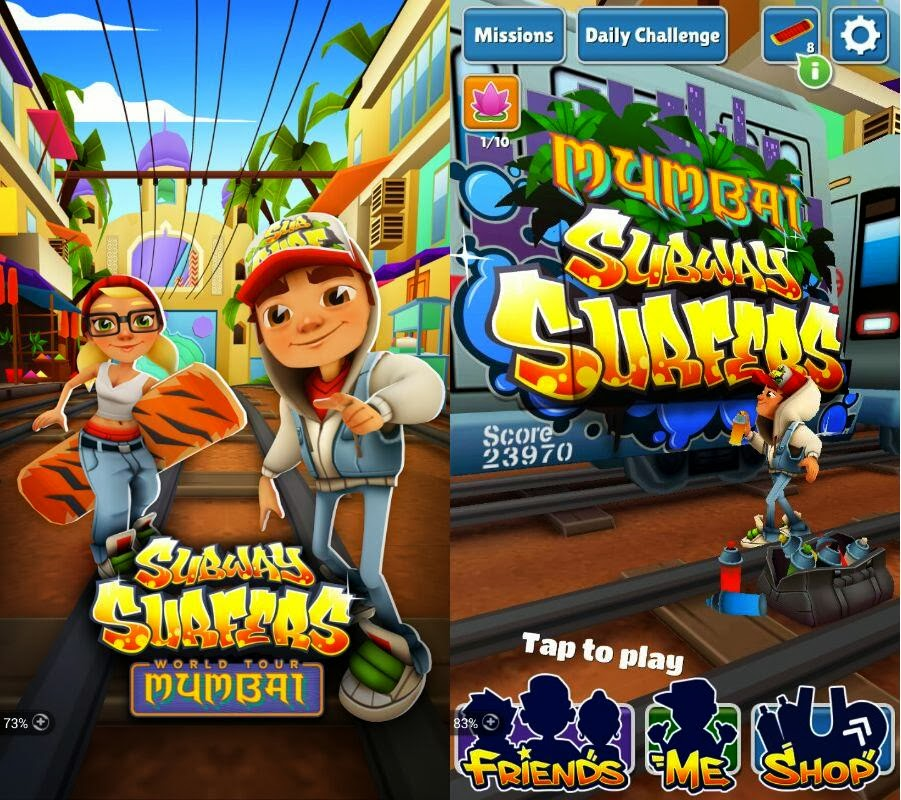 Image Result For Downloads Subway Surfers Unlimited Key