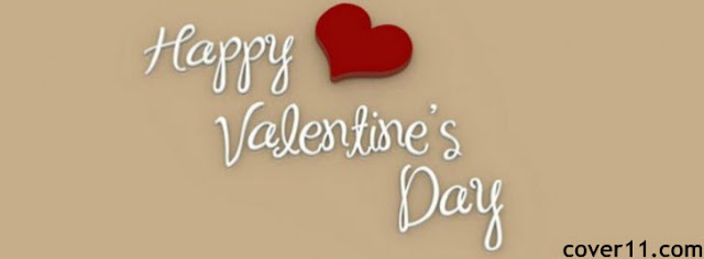 Happy Valentine's Day Facebook Cover photos