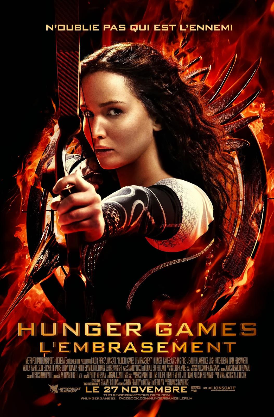 Hunger Games 2 : L'embrassement.