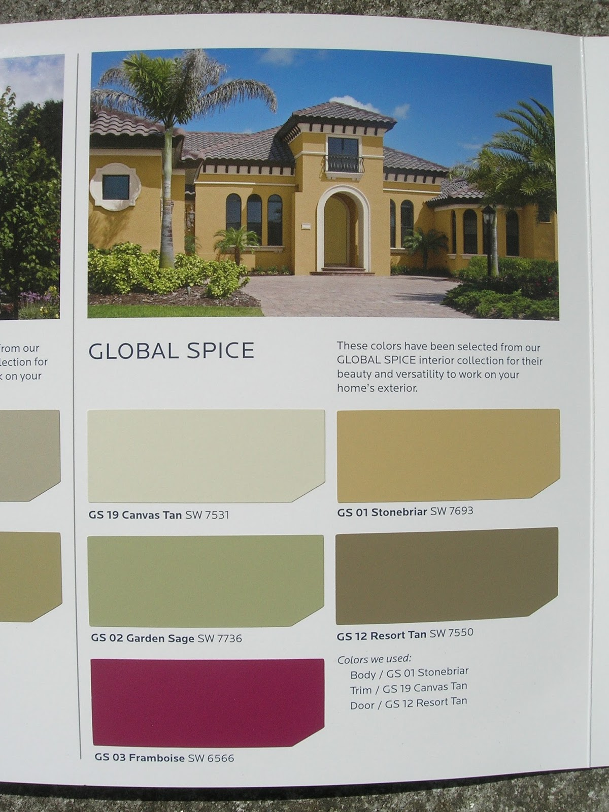 My little bungalow choosing exterior paint colors - Selecting exterior paint colors concept ...
