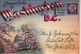 Washington DC 1943