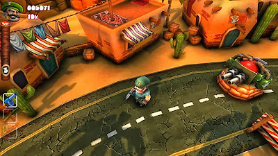 Guerrilla Bob 1.4 Apk Mod Full Version Unlimited Money Download-iANDROID Games