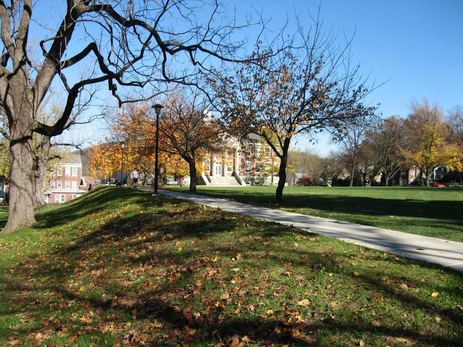 Tour college: Albright College, Reading, PA