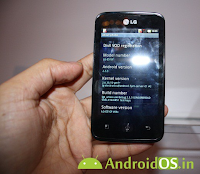 LG Optimus Two or LG Univa E510