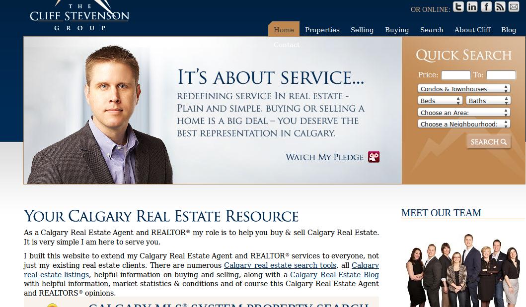 Blog de Toxifier: Calgary Real Estate Agent - Calgary Listings - Cliff Stevenson