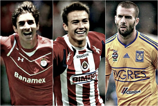 Altas Draft 2014 - 2014 Liga MX